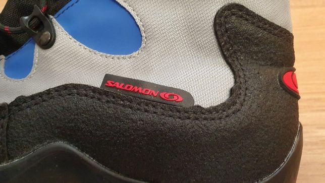 Nowe buty narciarskie biegowe Salomon Junior 37 Barlinek