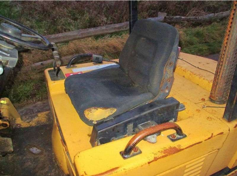 Gabelstapler Caterpillar V50D SA Hubmaststapler - 1988 for sale | Tradus
