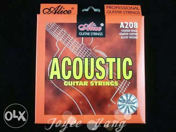 guitar strings(acoustic)