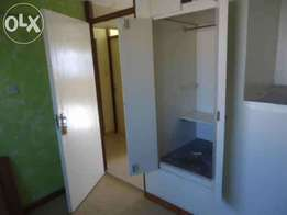1 BEDROOM apartment with american kitchen n balcony