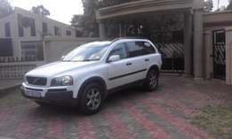 SUV 7 Seater full house AWD XC 90 2.5 TURBO charged
