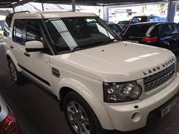 2010 Land Rover Discovery 4 3.0TD V6 SE A/T