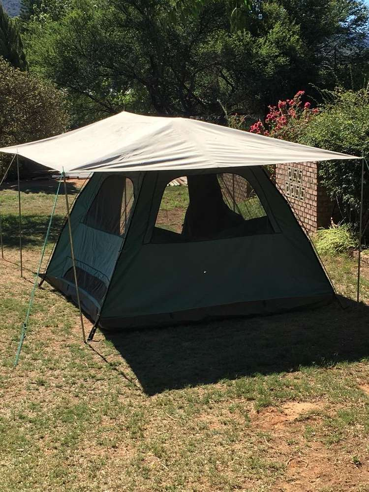 Canvas dome tent & Outdoor u0026 Sports Equipment | OLX