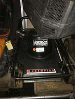 Champion 2200w lawnmower (CS767)