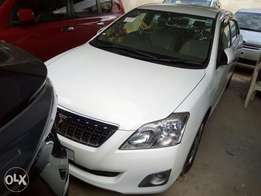 Toyota premio pearl white Fully loaded with fog lights