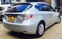 Subaru Impreza 2010 just arrived KCL fully loaded on offer 1,050,000/=