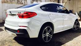 BMW X4 2015 MODEL just arrived fully loaded at 5,899,999/=