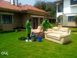 Sofas & Carpets Cleaning Services