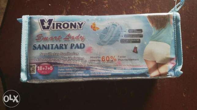 Virony Sanitary Pad Akure South - image 1