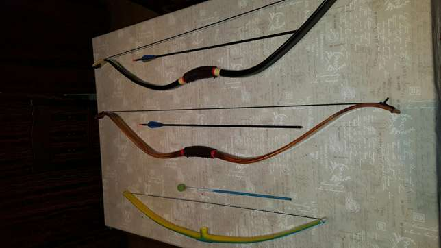 Traditional style PVC bows Witbank - image 4