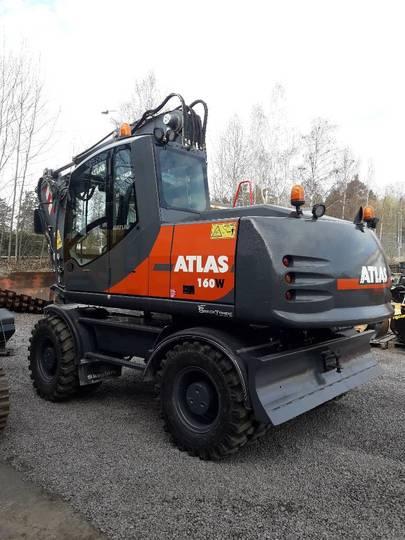 Atlas 160 W - 2012