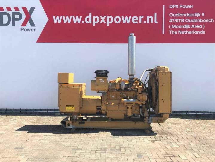 Caterpillar 3406 - 250 kVA Generator - DPX-11915 - 1986