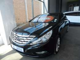 2012 Hyundai Sonata 2.4 executive R154,995