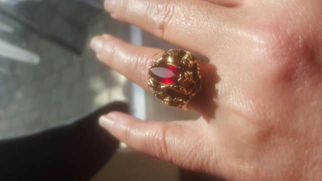 Marquis Ruby Ring Blouberg Sands - image 3