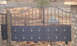 Steel/Iron fence for home or office complex,shopping mall,hospitals et
