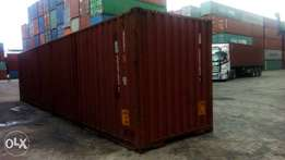 Empty container foe sale 40ft