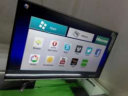 Smart, Digitalised and 3D enabled 42 inches Hisense LED flat screen TV