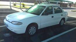 Hyundai Accent 1.5i For Sale