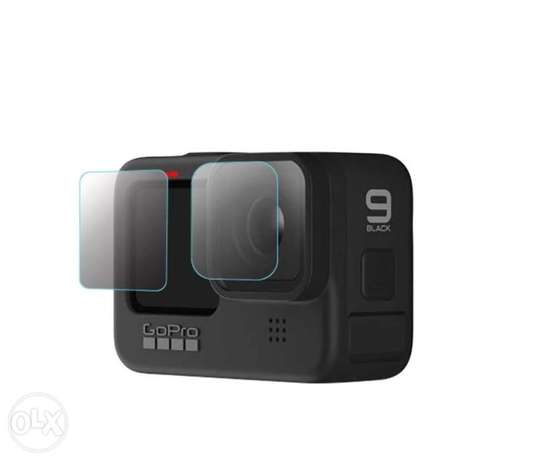 Tempered Glass Protector for gopro 9 السيب -  3