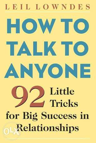 How to talk to anyone 92 tricks!