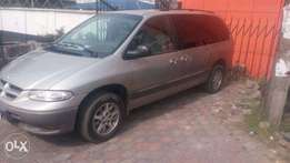 A Grand Voyager Chrysler for sale