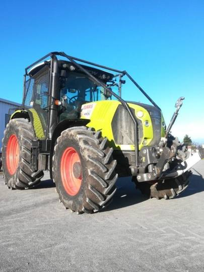Claas arion 630 cmatic - 2016 - image 5