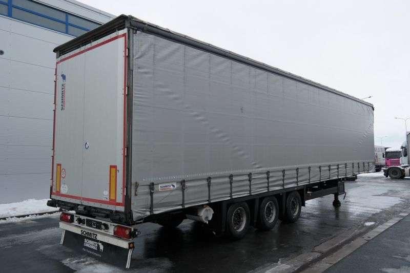 Schmitz Cargobull Ag Scs 24/l Low Deck - 2013