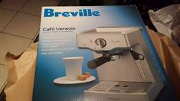 Breville Coffee/Expresso Maker