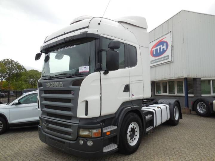 Scania R420 Highline Retarder ADR - 2008