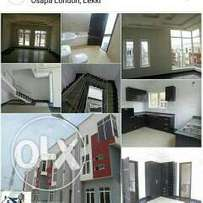 3bedoom pent house for sale in Osborne, Ikoyi