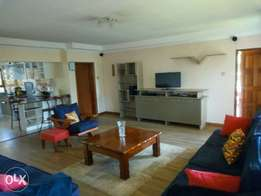 Runda, 2 bedroom Executive Fully furnished /Serviced Apt To Let