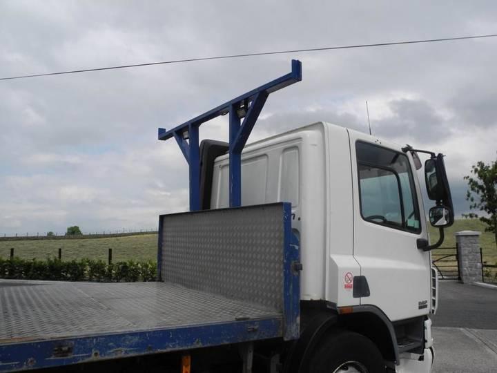DAF 65 220 platte vrachtwagen - image 7