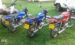 COT is an NGO Wish to sell out , make yamaha 125 DT & ZUZKI 100