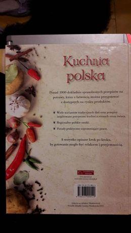 Ksiazka Kucharska Kuchnia Polska Elzbieta Adamska Elblag Olx Pl