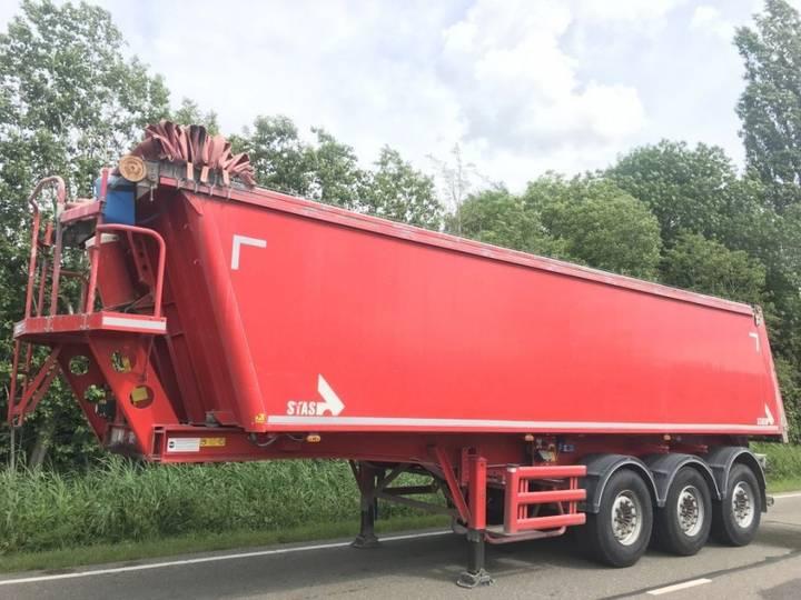 Stas kipper 3 asser elek rolzeil 35m3 NL kenteken - 2012