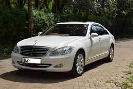 Mercedes S550 V8. Auto, Sunroof, Leather, All extras