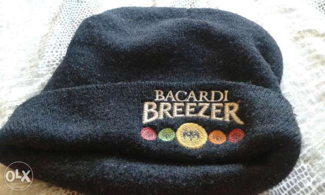Bacardi Breezer Winter Cap