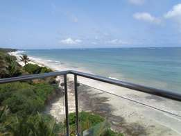 2 Bedroom beach front apartment,Nyali asking 110,000