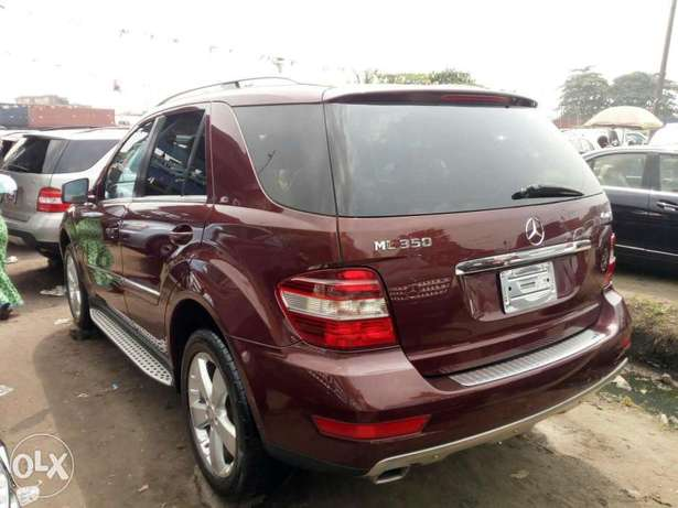 Foreign used 2010 Mercedes Ml350 4matic. Direct tokunbo Apapa - image 8