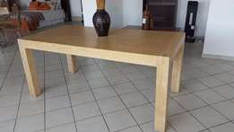 Brand NEW!!! factory discontinued Veneer Dining Table