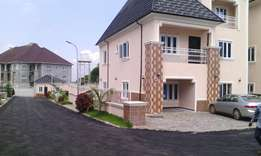 A five bedroom semi detached duplex at Guzape