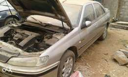 Peugeot 406 prestige with E10 engine For sale