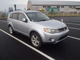 Mitsubishi outlander new imported on sale.
