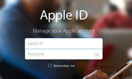 Apple ID issues solved at only 40k