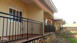 Brand New Two Bedroomed House in Mpererwe