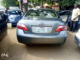 Few months use Toyota Camry 08
