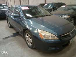 Clean 2007 Honda Accord