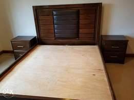 Double Bed 5'X6'
