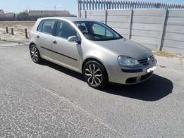 Vw Golf 5 Comfortline hatchback 160I fsh