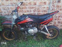 Pitbike 125cc for sale or swop for xbox one